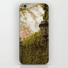 New Orleans - Ivy Garden Wall iPhone & iPod Skin