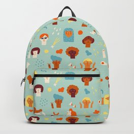 We are women Backpack