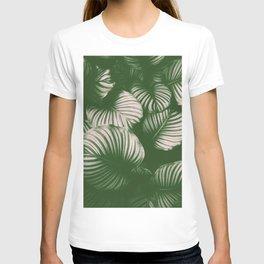 Plantpattern T-shirt