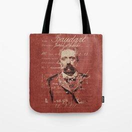 ROGUES GALLERY / 1894 Criminology - Bertillonage 002 Tote Bag