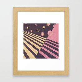 Moving Forward II Framed Art Print