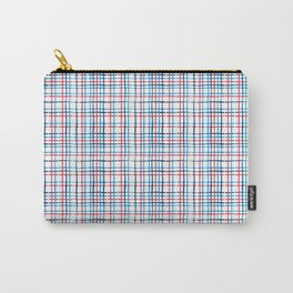 4th of July stripe Carry-All Pouch