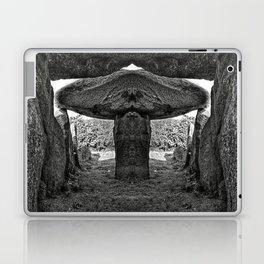 Alien Dolmen Laptop & iPad Skin