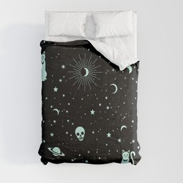 Magic Fluo Universe Comforters