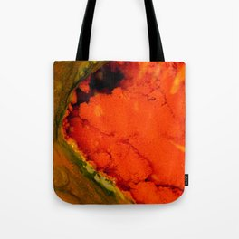 Thermal ecosystem Tote Bag