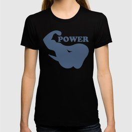 Elephant power T-shirt