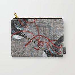 For Better or Worse (aka Tying the Knot) Carry-All Pouch