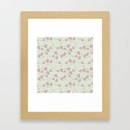 Strawberry Fields Framed Art Print
