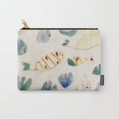 whale family Carry-All Pouch