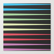 Trianglebow Canvas Print