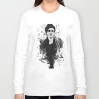 sketch Long Sleeve T-shirts featuring Sketch by Stefano Messina