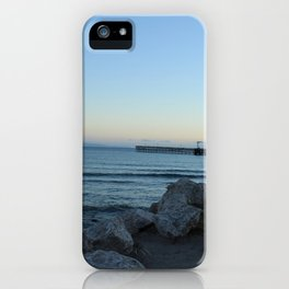 Little waves iPhone Case