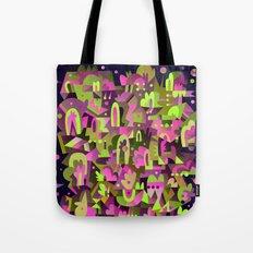 Schema 4 Tote Bag