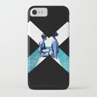 holiday iPhone & iPod Cases featuring Holiday by Laura O'Connor
