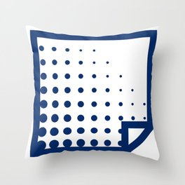 Lichtenswatch - Entablature Throw Pillow