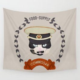 THE ULTIMATE FOODIE Wall Tapestry