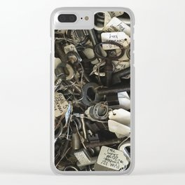 Which One Fits? Clear iPhone Case