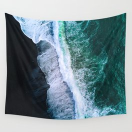 Sea 6 Wall Tapestry