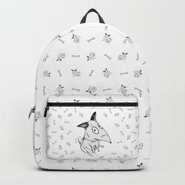 Barks and Bones Backpack