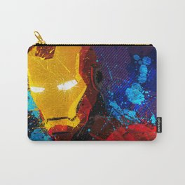 Iron man I Carry-All Pouch