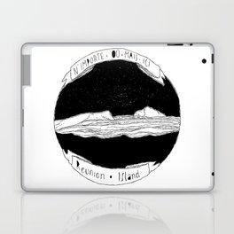 N'importe où mais ici Laptop & iPad Skin