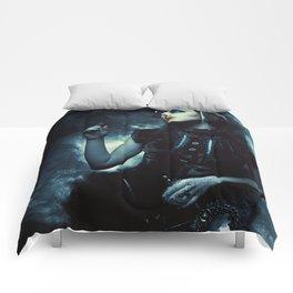 La dame des ombres Comforters