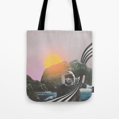 Visiting Tote Bag