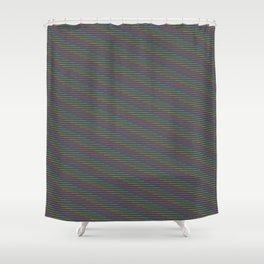 20Hz Shower Curtain