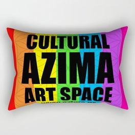 Azima Cultural Art Space Rectangular Pillow