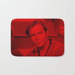 William Shatner - Celebrity (Photographic Art) Bath Mat