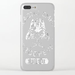 Bad Boy Club Galactic Empire Troop Clear iPhone Case