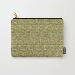 Yellow Room Carry-All Pouch