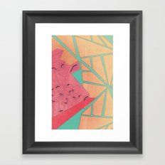 Tower 31 Framed Art Print
