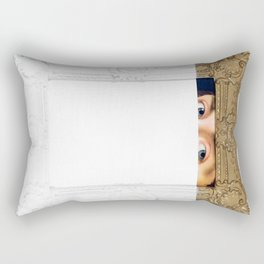 Sight Line Rectangular Pillow