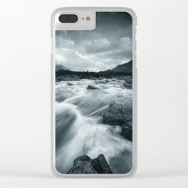 The River Sligachan Clear iPhone Case