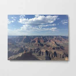 Grand Canyon, South Rim Metal Print