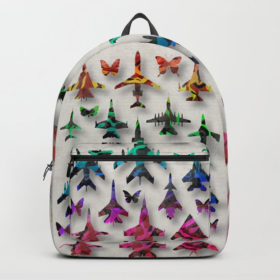 Boys don't Cry Backpack