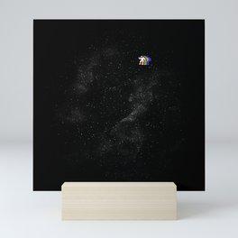 Gravity V2 Mini Art Print
