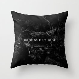 HOMESWEETHOME Throw Pillow