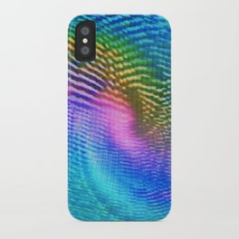 Holo-Port iPhone Case