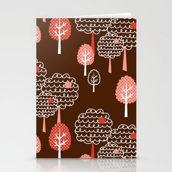 Forest Wonderland Stationery Cards