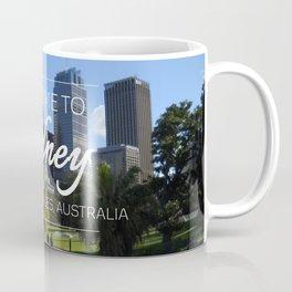 Sydney, Australia Coffee Mug
