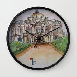Bellas Artes Wall Clock