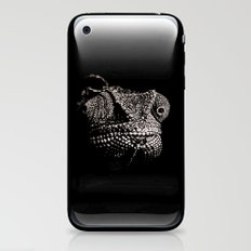 The One Most Adaptable to Change (Chameleon) iPhone & iPod Skin