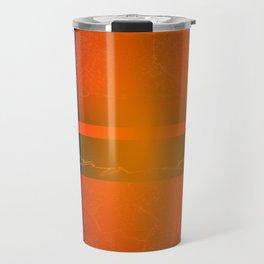 sunrise time Travel Mug