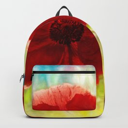 Sun Baked Poppies Backpack