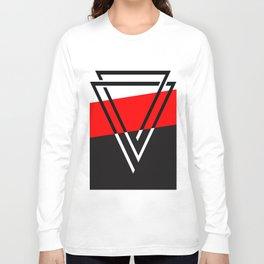Alchemy - Double Tri - RWBK Long Sleeve T-shirt