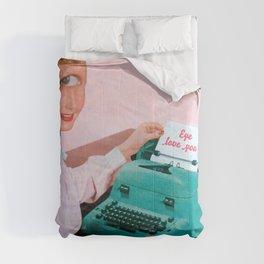 Eye love you Comforters