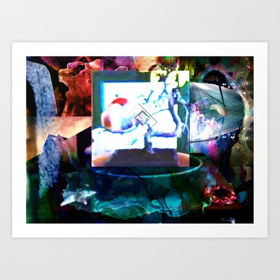 Xosyp Art Print