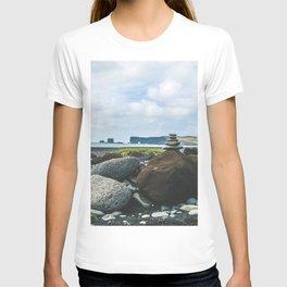 Coastal Stacks T-shirt